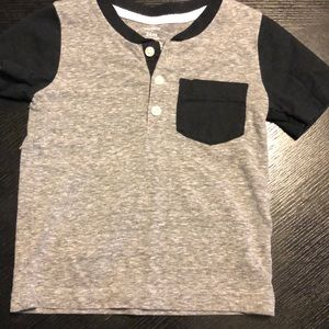New Carters boy button up
